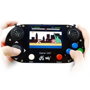 R1063 Classical Portable Mini Video Retro Game Console Based On Raspberry Pi 3 Handheld Game Player
