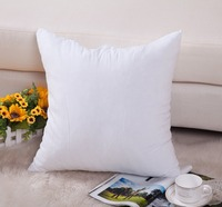 Picture Printing Blank Sublimation Sofa Decorative Cotton Throw Pillow