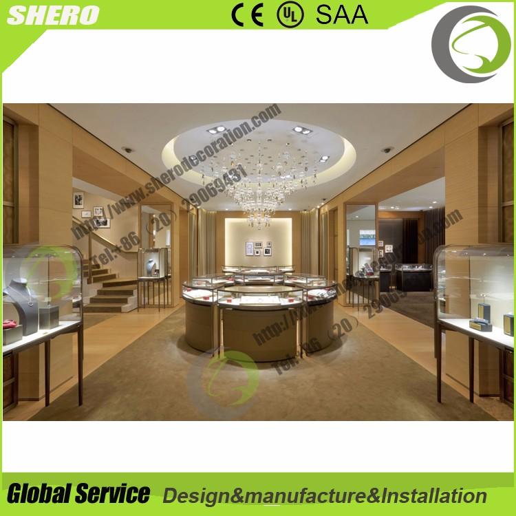 So 3d Rendering Jewellery Showroom Display Rack Designs