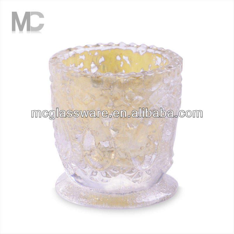mercury votive candle holder