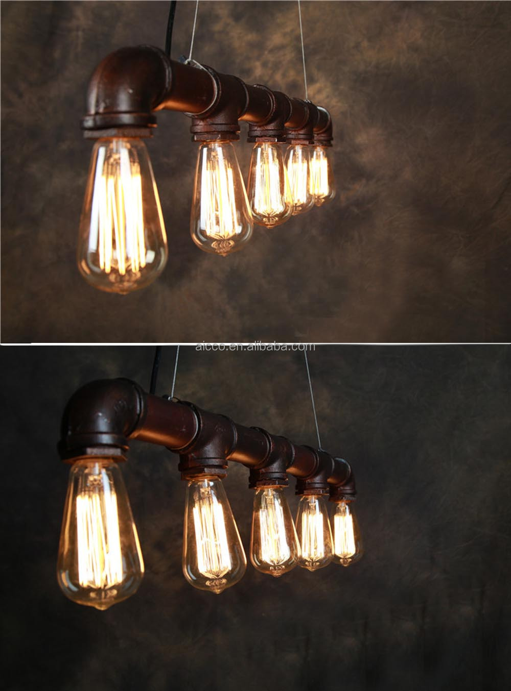 Aicco new design china manufacturer cheap battery powered pendant lights view battery powered pendant lights aicco product details from zhongshan