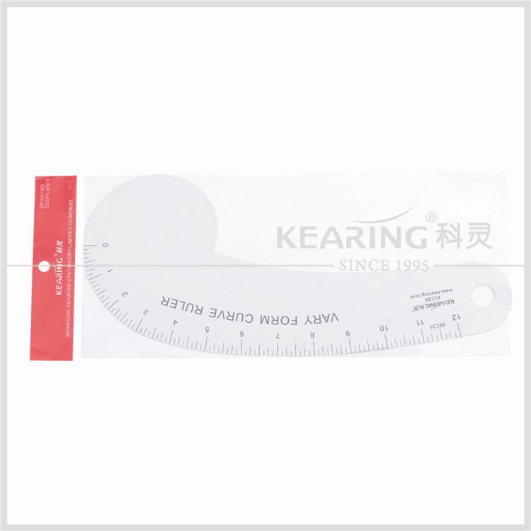 Kearing12 Metal French Curve Designer RulerFor Patternmaking Sewing6112a