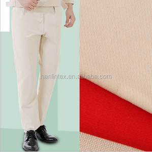cotton spandex cheap clothing fabric,Stretch Pants satin and twill woven 220gsm-300gsm peach 97 cotton 3 spandex fabric