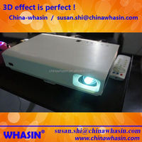 Factory wholesale! cheap portable 3800 lumens with double HDMI 1280x800pixels full HD LED 3D home theatre projector