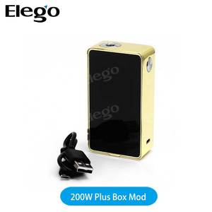 High Quality Snow Wolf 200w Plus TC Box Mod Sigelei Fuchai 213 Box Mod Wholesale