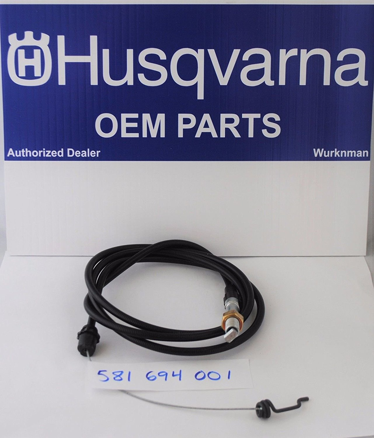 Outlaw Racing OR4306 Clutch Cable Compatible with Husq CR125 WR125 2000-2007