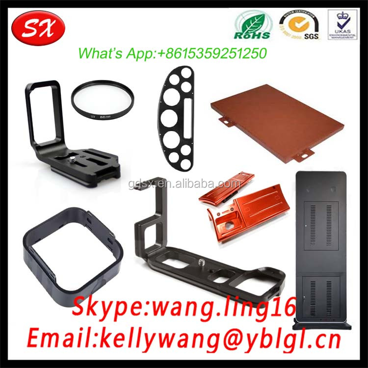OEM Factory Stainless Steel Auto Sheet Metal Stamping Parts For Car