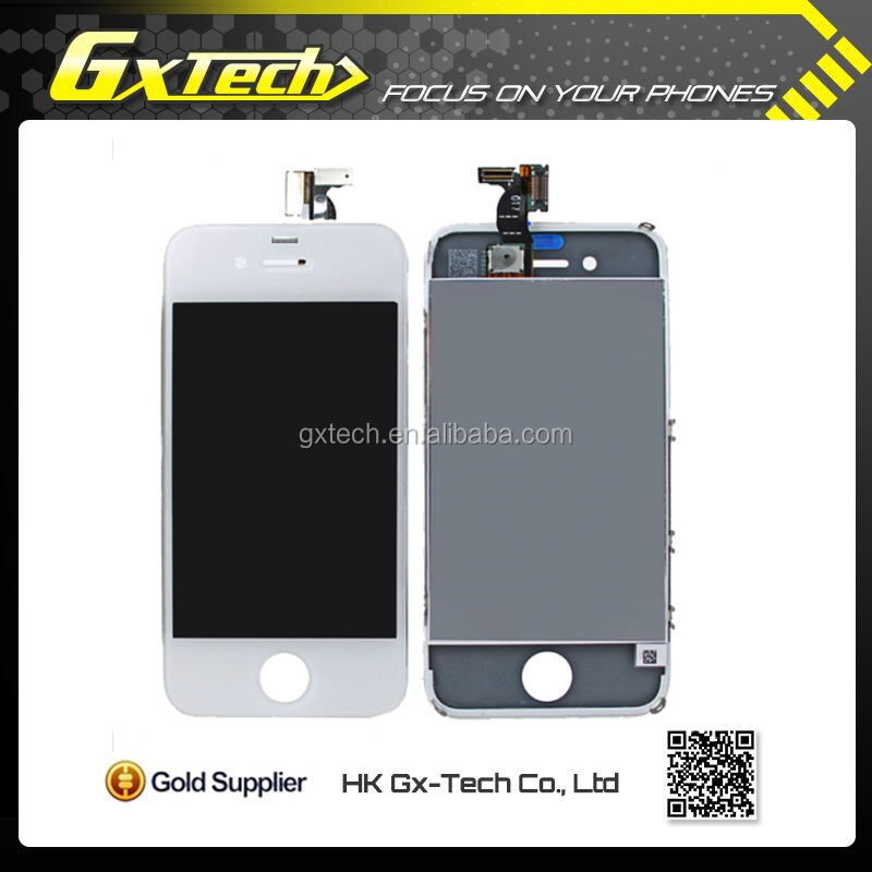 For Apple iPhone 4 4S front window glass panel