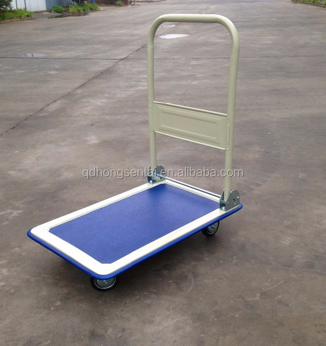 850f80bffc05 330lbs And 660lbs Platform Cart Dolly Folding Hand Push Cart Moving For  Warehouse - Buy Folding Push Cart,Hand Push Cart For Warehouse,300kg  Platform ...