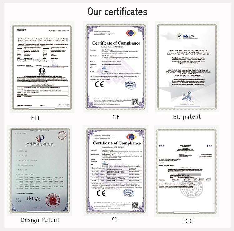 New Design Hidin Etl Certificate Smart Home Smart Switch Wifi Buy