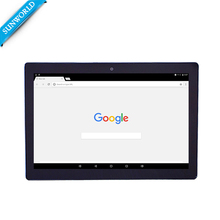 Polegada 10 wall mount Android 6.0 POE <span class=keywords><strong>tablet</strong></span> interativo quiosques