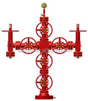 Oil Wellhead Equipment christmas tree/X-Tree