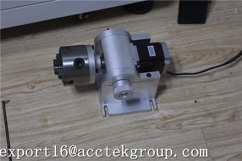 High quality Fiber Laser marker color  machine metal low price fiber laser marking machine for sale