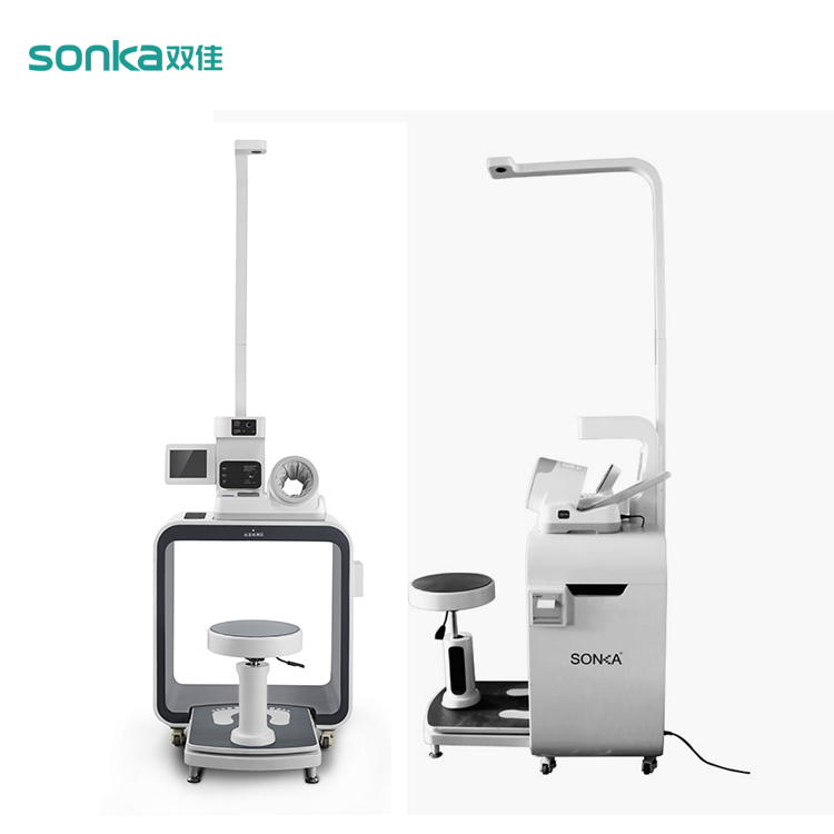 Sonka healthcare medical kiosk manufacturers low prices sale health care kiosk blood pressure kiosk