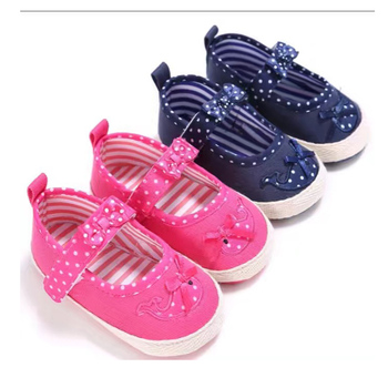 Summer Lovely Baby Canvas Shoes Baby