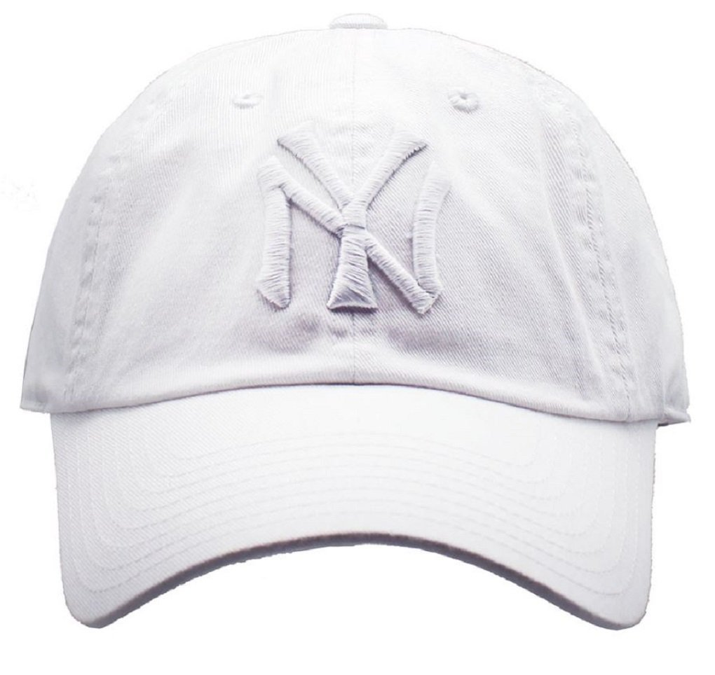 Get Quotations · New York Yankees American Needle MLB Tonal Ballpark Cotton  Twill Adjustable Dad Hat 8f1f24f268f7