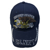 US Navy High Quality Cotton Embroidery Baseball cap/Hat