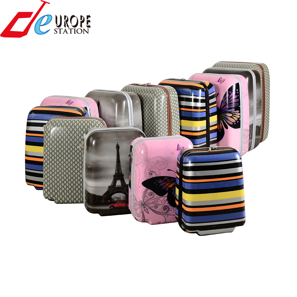 abs&pc trolley case 12pcs/set