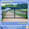 wrought iron gate / iron gate designs / cattle sliding gate