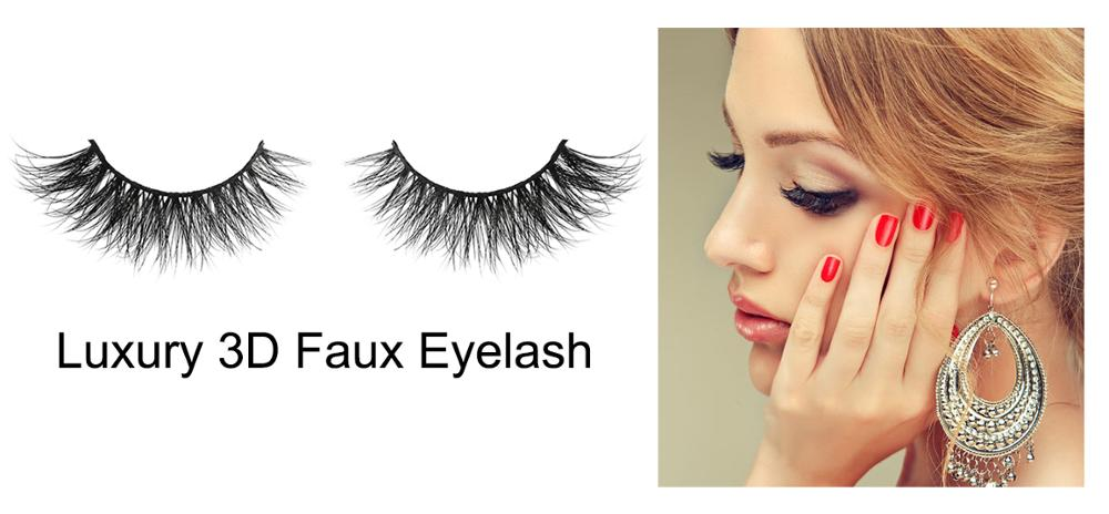 8b1c5f757eb Long Thick False Eyelashes Fake Lashes Extension Cosmetic Beauty for Party  MC Stage Show Performance Dance