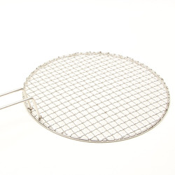 Multifunctional stainless steel welded wire mesh sheet barbecue grill netting/mesh with 2 floor(anping factory)