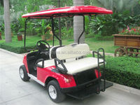 CE approved Electric 2 seater buggy for golf ,2 Seater electric golf cart