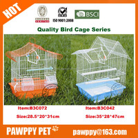cheap chinese parrot cage wired bird cage with mesh