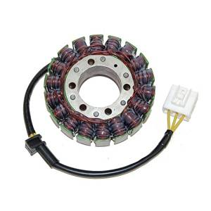 2001-2006 HONDA CBR600F4i STATOR HONDA CBR600F4 (99-06), Manufacturer: PROCOM, Manufacturer Part Number: ESG744-AD, Stock Photo - Actual parts may vary.