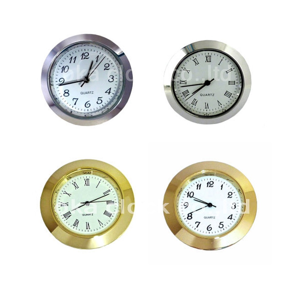 65mm Small Clock Inserts Buy Clock Inserts Small Clock
