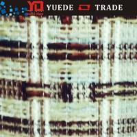 Yarn dyed cheap recycle raw wool fabric supplier from china garment