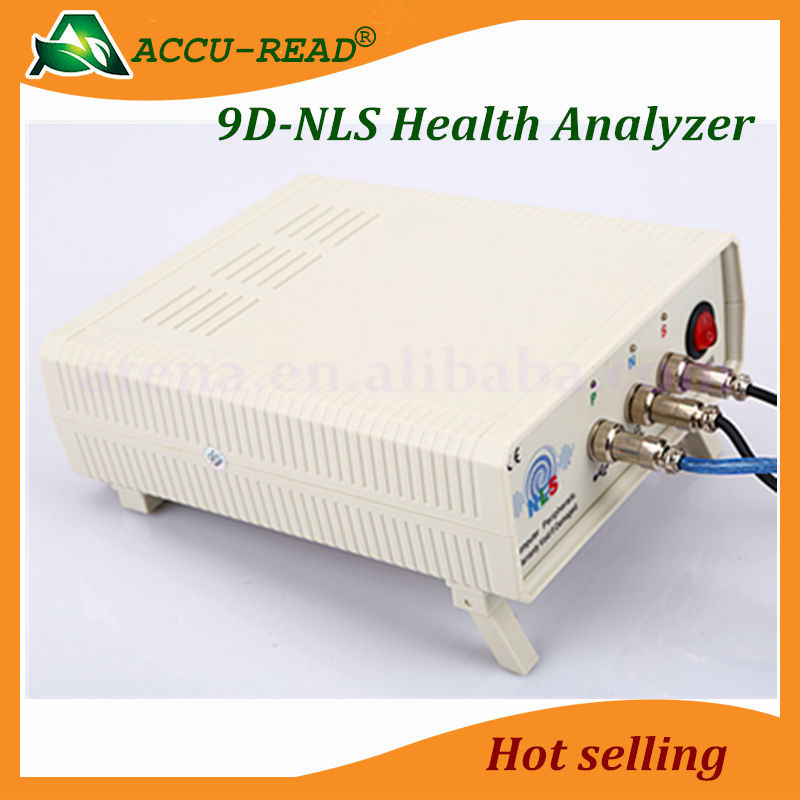 New Quantum Body Analyzer 9D NLS Bio Health Analyzer