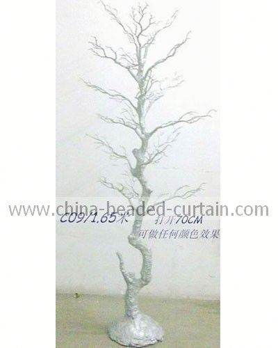 Assorted of 165CM No leaves Garland Artificial Tree Weddings Decoration Christmas Artificial Plant