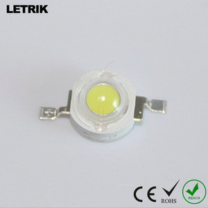 5w pure white high power led diode