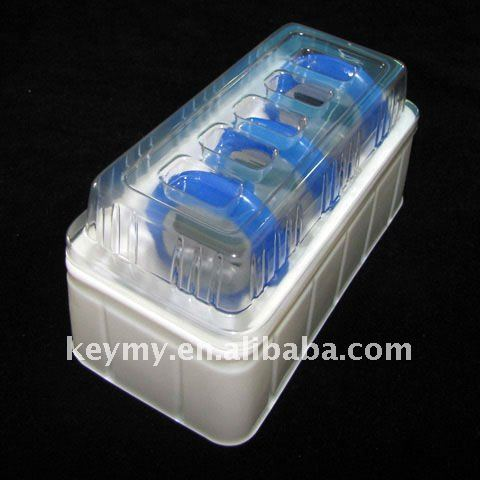 Electronic blister packaging design blister packaging box