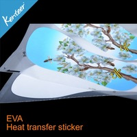 EVA Heat Transfer Printing for Slippers