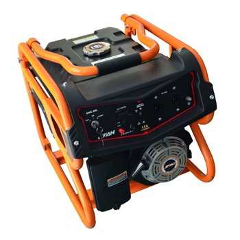 Small gasoline generator fuel-efficient portable 2.5kw2.75kw into the store inquiry offer