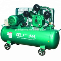 GW1 8A 7.5KW/10HP oil-less portable piston air compressor