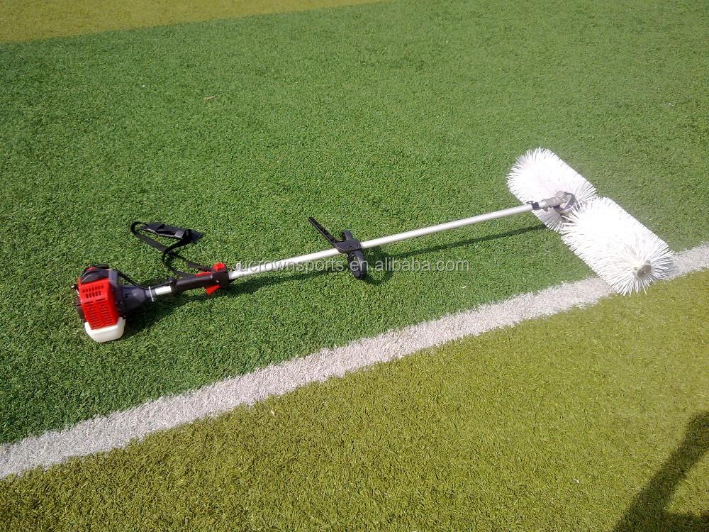 Artificial Turf Grass Brush Machine Semi Automatic Infill