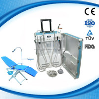 Medsinglong dental folding portable dental unit chair MSLDU20M