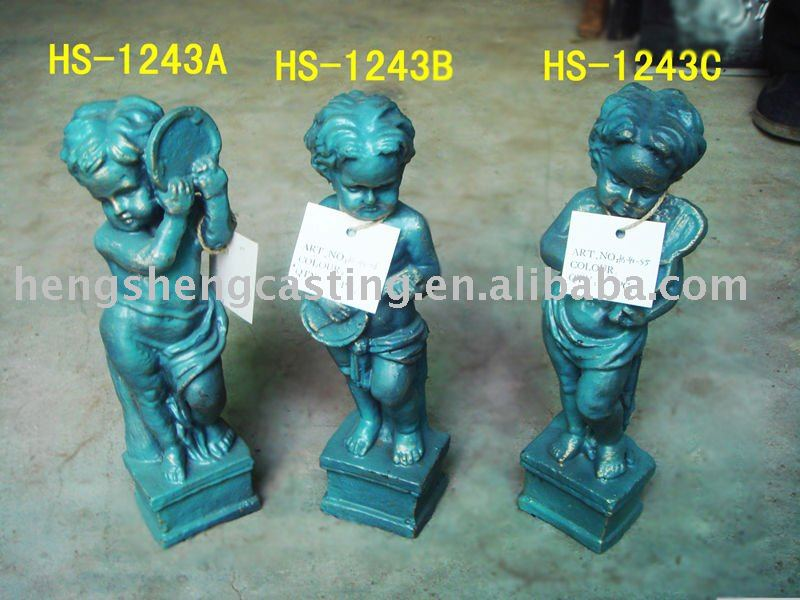 Antique Large Cast Iron Garden Statues   Buy Large Cast Iron Garden Statues,Antique  Cast Iron Garden Statues,Cast Iron Garden Statues Product On Alibaba.com