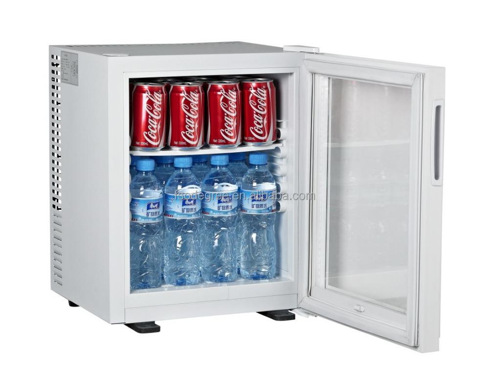 Kleiner Kühlschrank Glastür : L glastür thermoelektrischen mini kühlschrank l schaufenster
