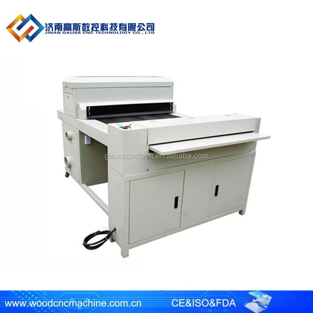 Top Hot Selling 24'' photo album uv coating machine for UV oil drying