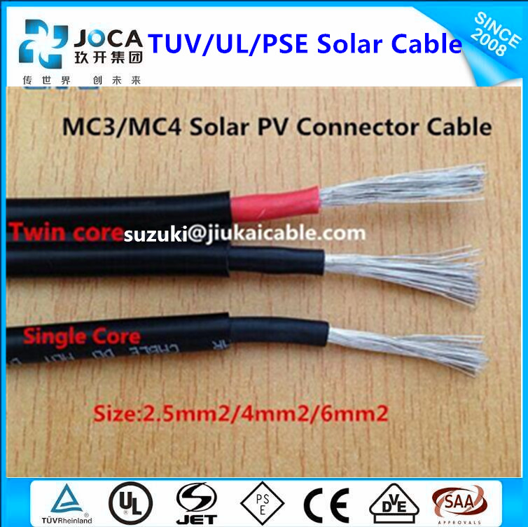 TUV 500 kcmil pv cable 500 kcmil pv wires