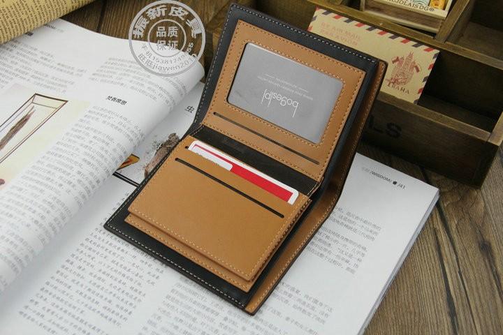 designer wallet with money clip q42a  Designer 2016 gentleman fashion small Business men wallets Money Clips  leather wallet