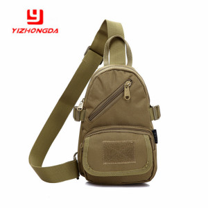 2017 Nylon Travel Hiking Cross Body Sling Chest Bags shoulder bag men messenger for outdoor
