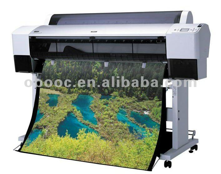 90% New 9800 inkjet printer For Indoor Advertising