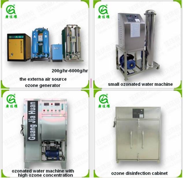 Ozonator As Alkaline Mineral Water Purifier And Ionizer Machine