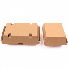 Food grade papier <span class=keywords><strong>hamburger</strong></span> box <span class=keywords><strong>verpakking</strong></span>, food <span class=keywords><strong>hamburger</strong></span> box