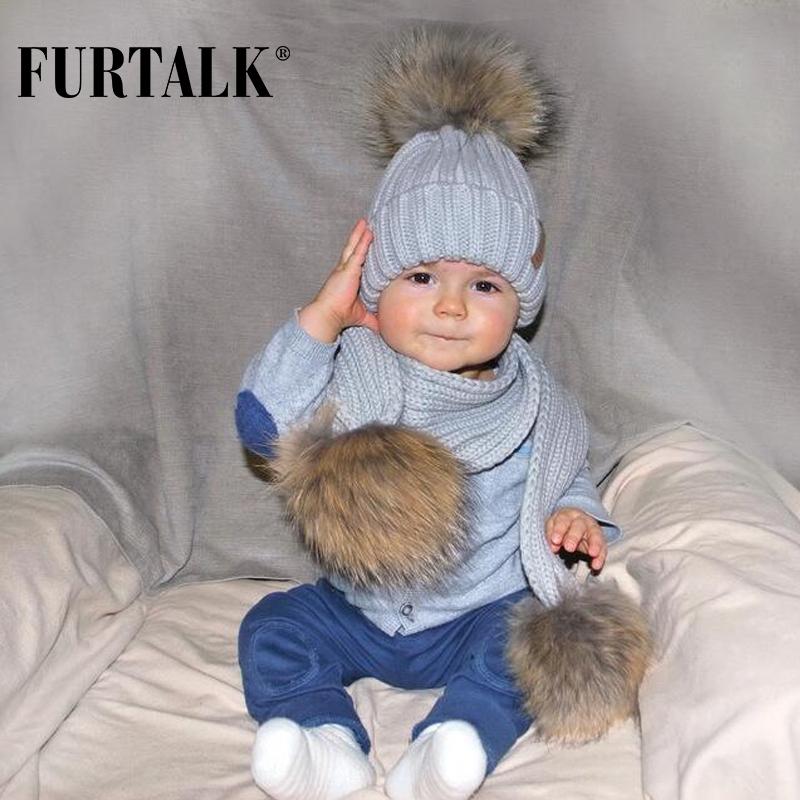 b93bee77953f8 Kids Ages 2-14 Warm Chunky Thick Stretchy Knit Beanie Pom Pom Hat(China