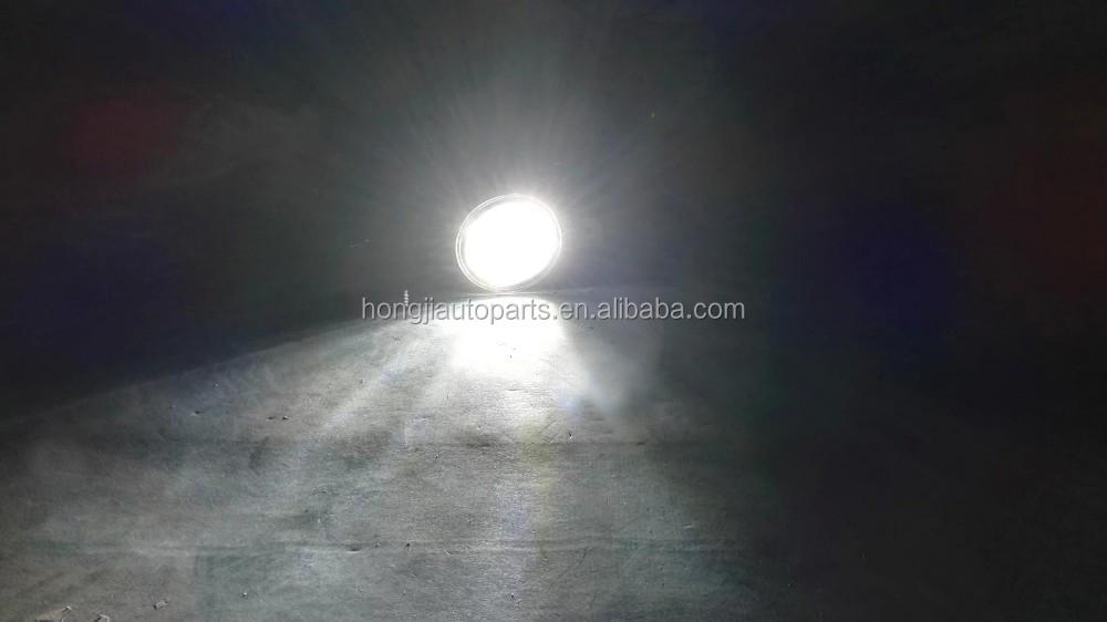 renault symvol светодиоды в фары